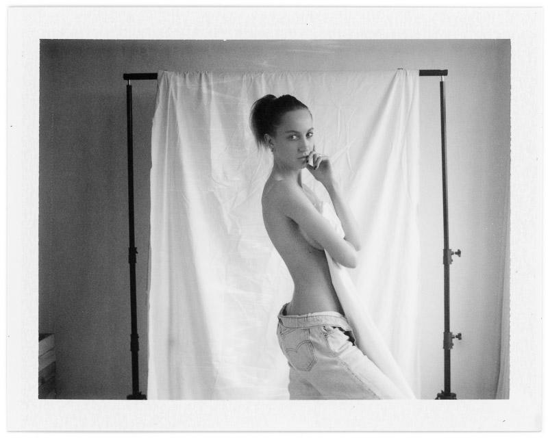 Evelyne in Take Your Shot Part 1 - Nouveau Noir Photography