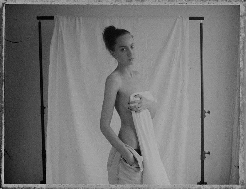 Evelyne in Take Your Shot Part 3 - Nouveau Noir Photography